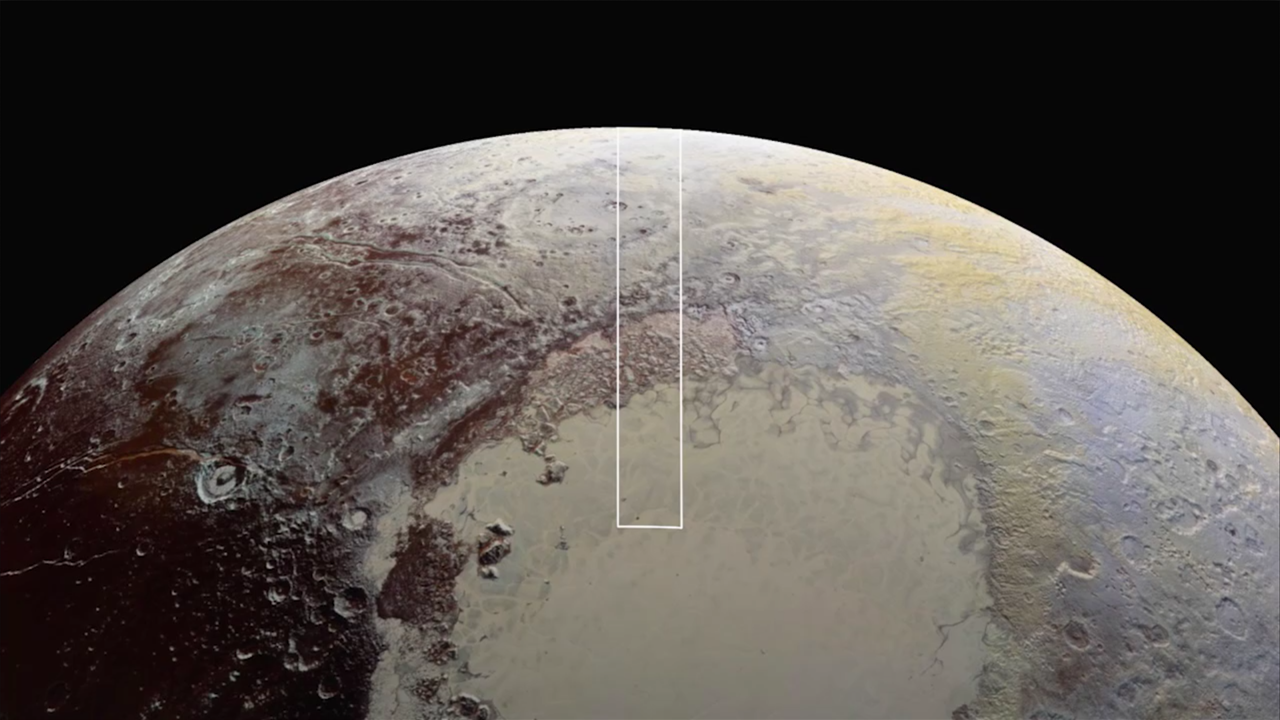 Very Best View Of Pluto Png 1280 720 Newhorizons Pluto Planets Pluto Images Dwarf Planet