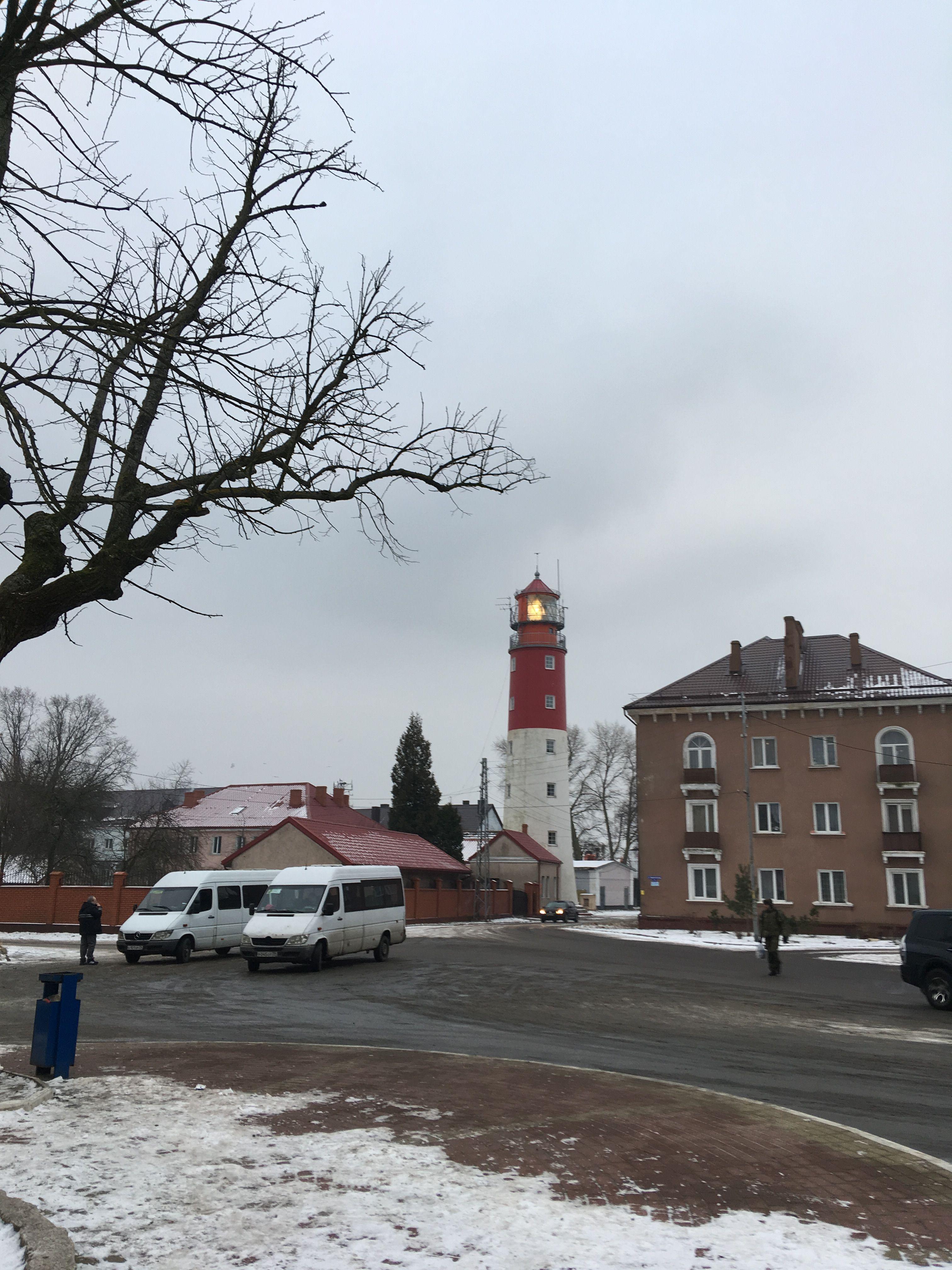 Маяк в Балтийске. Фото: Vladimir Shveda