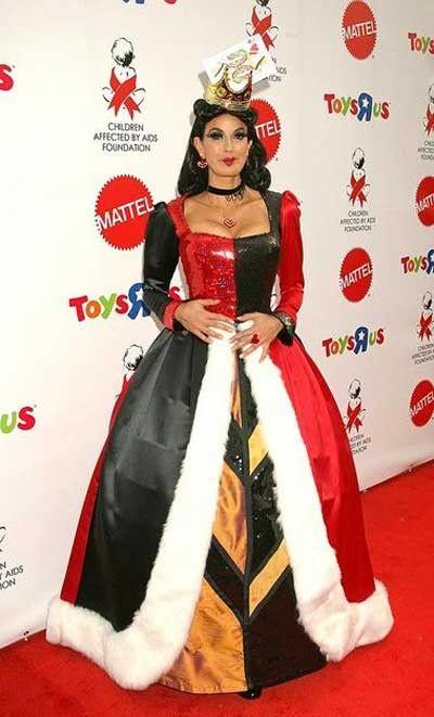 Halloween Costumes Queen Of Hearts for Kids
