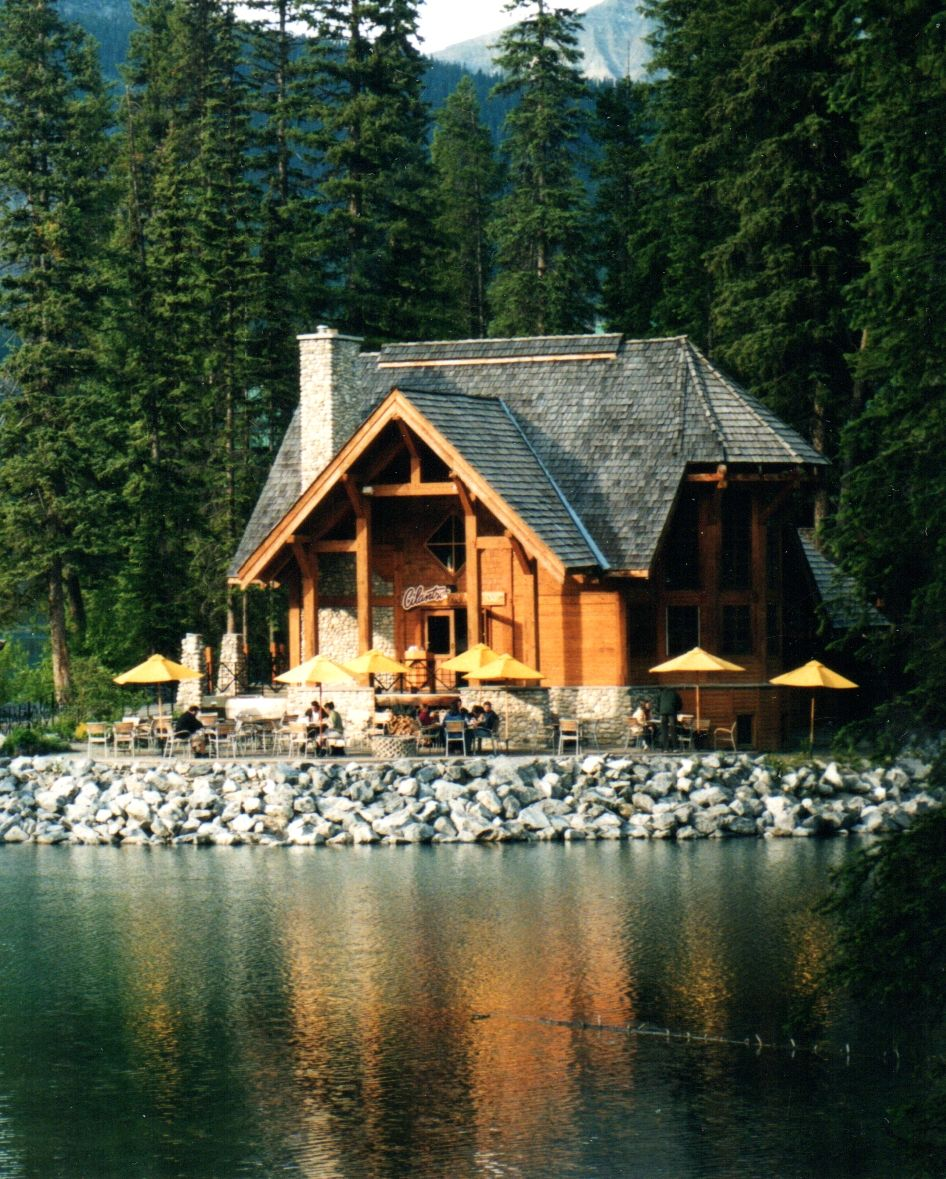 beautiful cabin even though it s a restaurant in banff houses rh pinterest com
