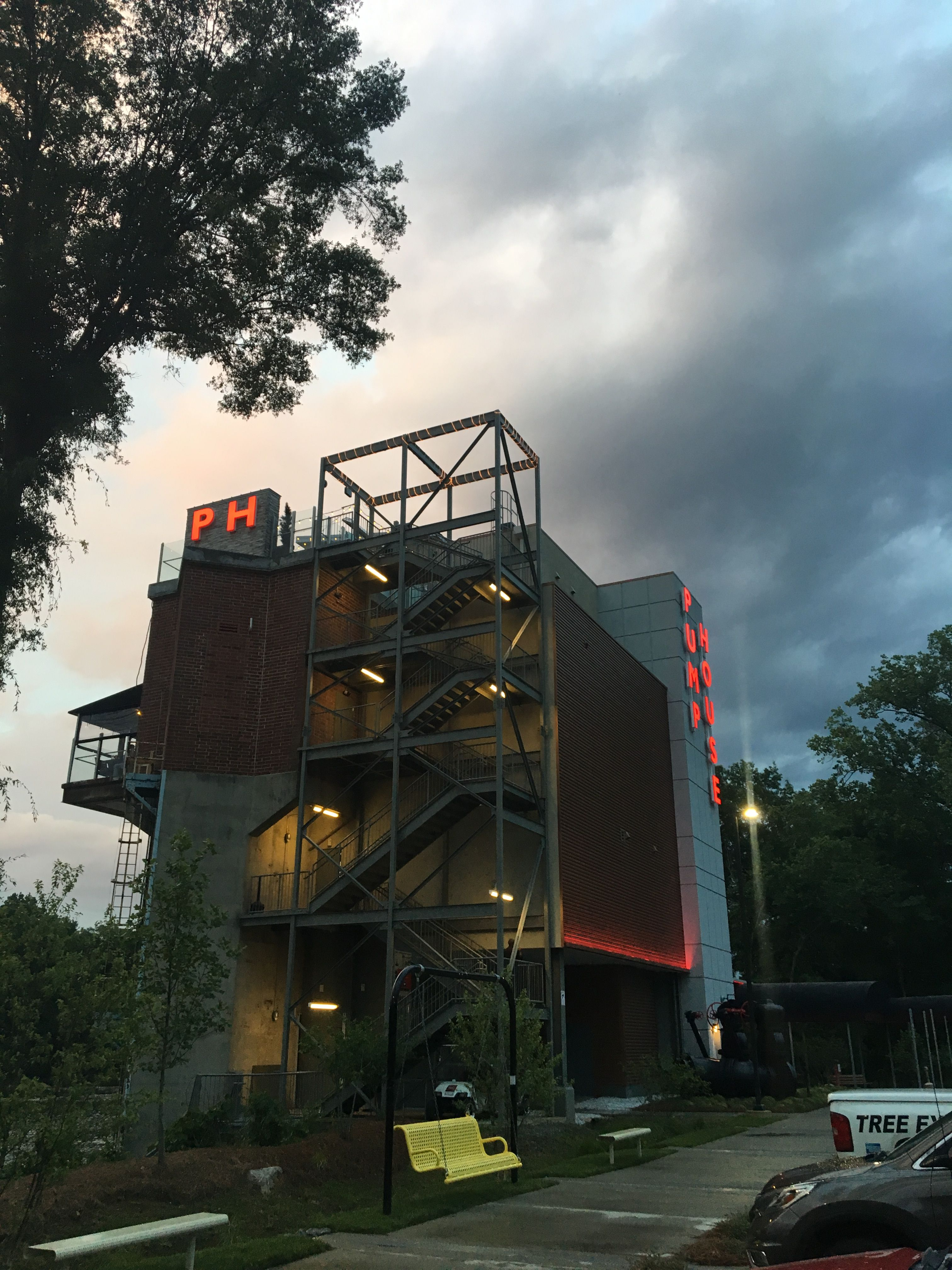 The Pump House Restaurant And Rooftop Bar Rock Hill South Carolina