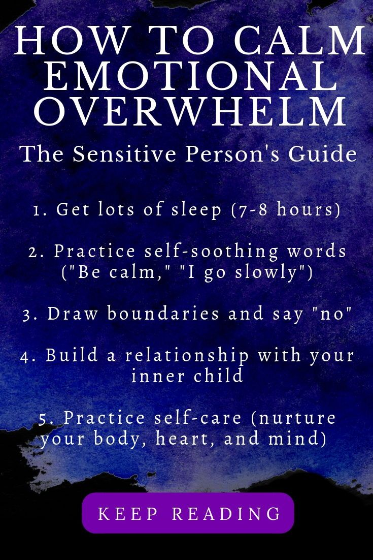 The Sensitive Person's Guide to Emotional Regulation (in 10 Minutes or Less)