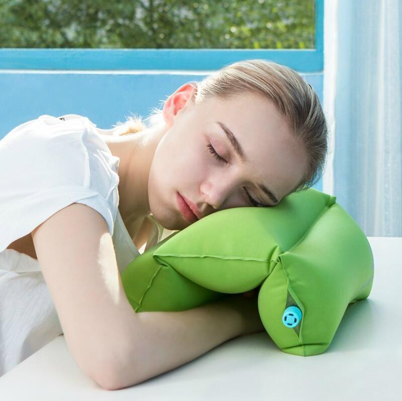 kids Adult Supersoft Microbeads Neck Pillow//Cushion Head Rest Flight Sleep
