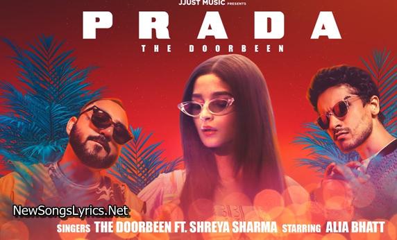 Prada Song Lyrics The Doorbeen News songs, Songs, New