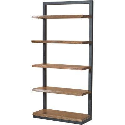 Lh Imports Organic Bookcase Mobilier De Salon Etagere Rangement