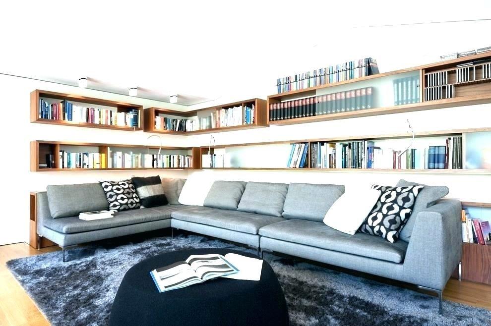 shelf behind couch interior bookshelf behind sofa new ...