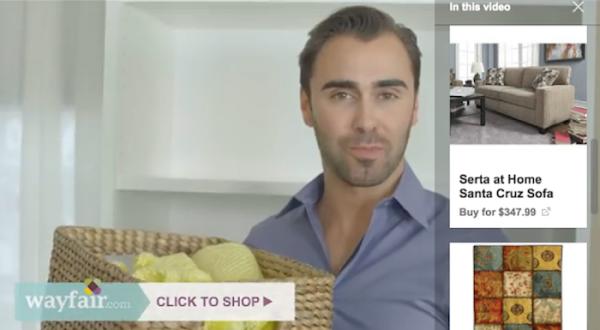 YouTube, izleyicilerin gördükleri ürünleri doğrudan satın almasını sağlayan reklam formatını tanıttı