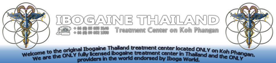 Ibogaine therapy helps to reduce, withdrawal symptoms as well as post-treatment cravings. The Ibogaine treatment center is committed to the patient on both a professional and personal level from Koh Samui to Koh Phangan and from Koh Phangan to Koh Samui.