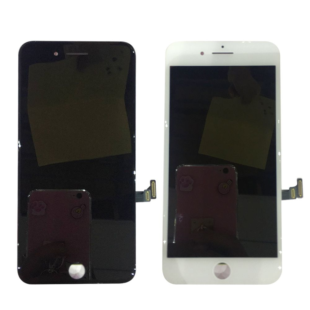 For apple iphone 8 plus complete original lcd screen and