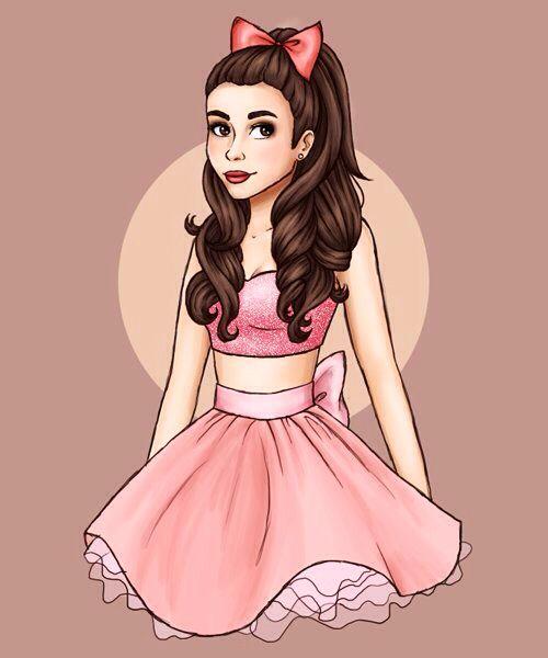 Ariana grande drawing google search