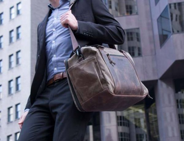 7c5c35ad30d0 Waterfield announces its new Atlas Executive Athletic Holdall ...