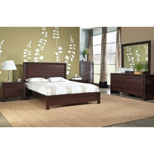 Wakefield 6 Piece King Bedroom Set 2300 At Costco