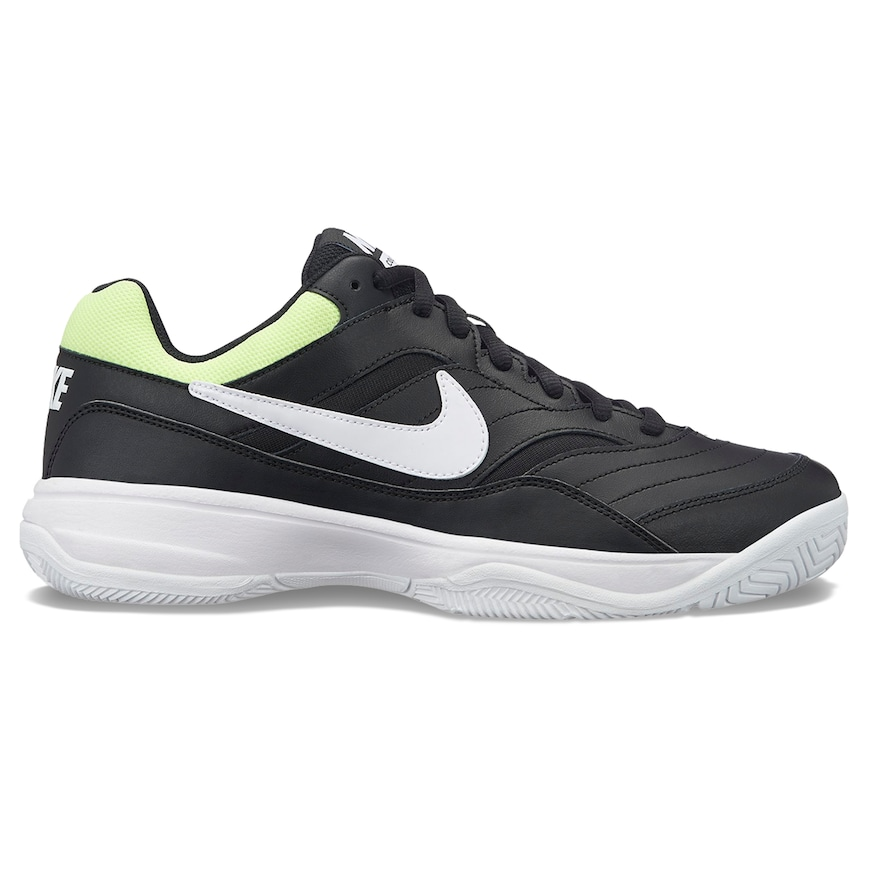 uk cheap sale preview of sells Nike Court Lite Men's Tennis Shoes, Size: 14 Wide, Black in ...
