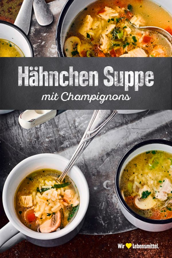 Photo of Hähnchen-Suppe