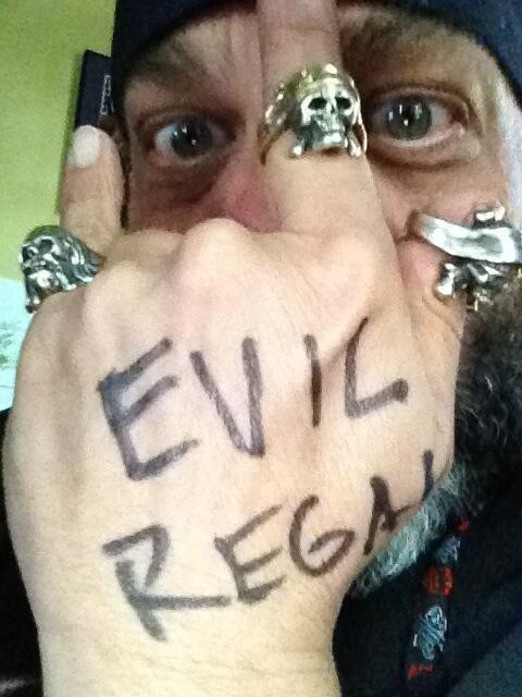 lee Arenberg is an Evil Regal!! :P