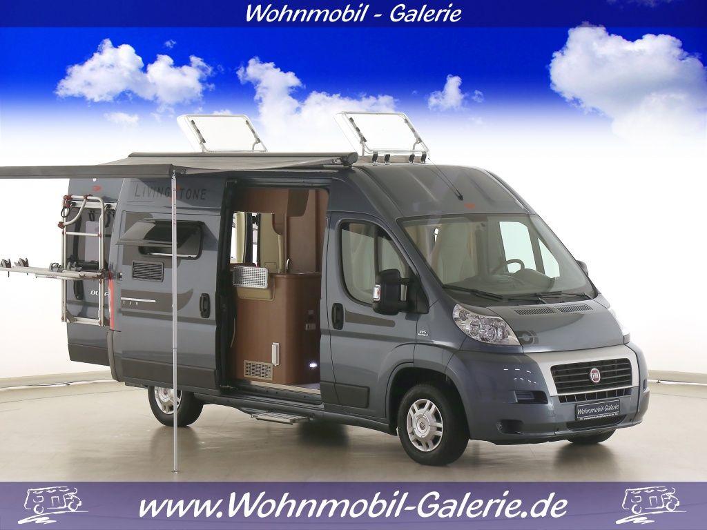 Roller Team Livingstone K9 - Klima, 9,9m lang / Kastenwagen