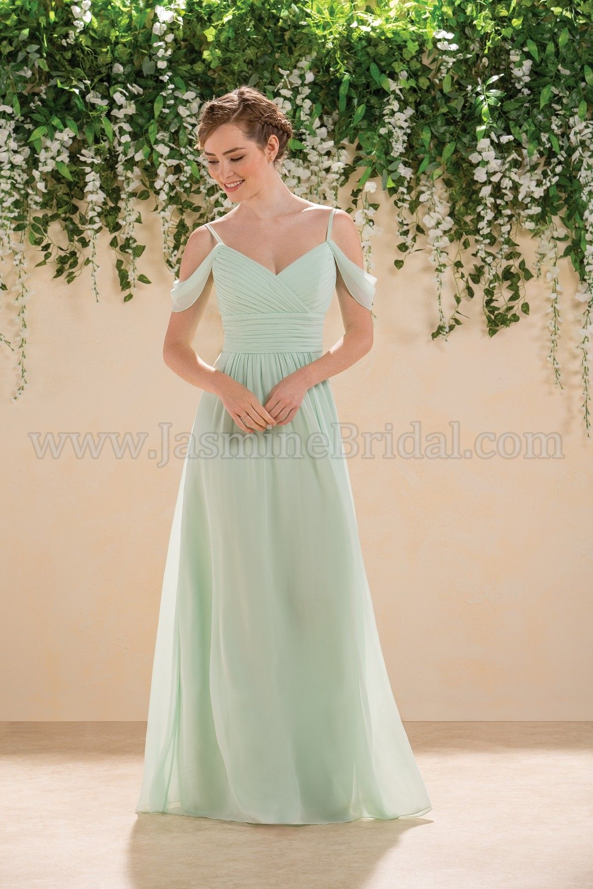 Jasmine Bridal Bridesmaid Dress
