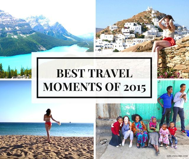 From the beaches to the mountain tops, compiling a list of my best travel moments of 2015 was not an easy feat. I somehow managed to visit seventeen countries while studying full-time! That number may