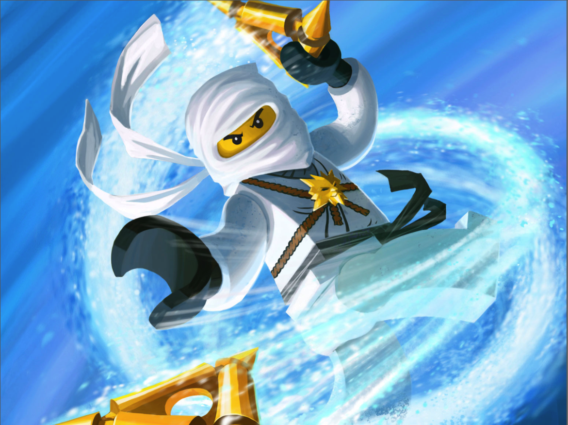 Ninjago Wallpaper Zane