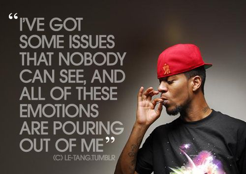 Pin By Camryn Leigh On Moving On Kid Cudi Quotes Kid Cudi Lyrics Rap Quotes