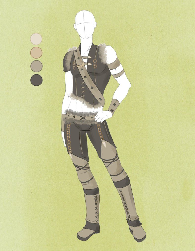 Commission Outfit July 20  by VioletKy | Artist Reference Clothes | Pinterest | Characters ...
