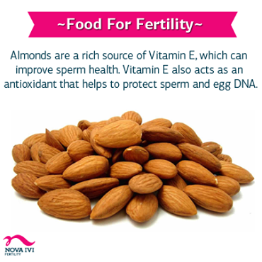 Image result for Almonds For Fertility