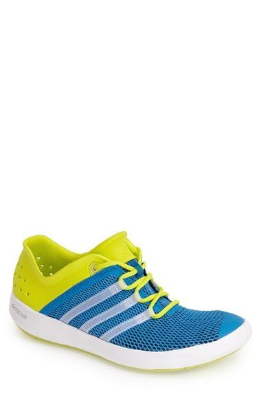 adidas 'CLIMACOOL® Boat Pure' Water Shoe (Men) | Nordstrom | Water ...