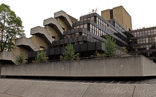 Denys Lasdun design for Institute of Education