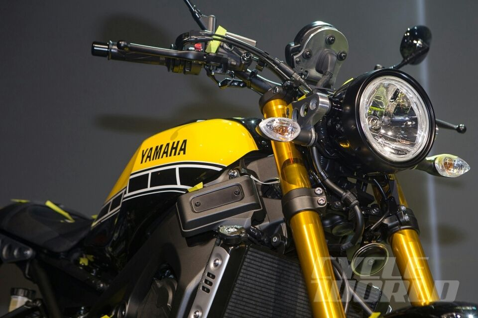 the yamaha fz-09 gets a killer restyling - the 2016 xsr900 neo