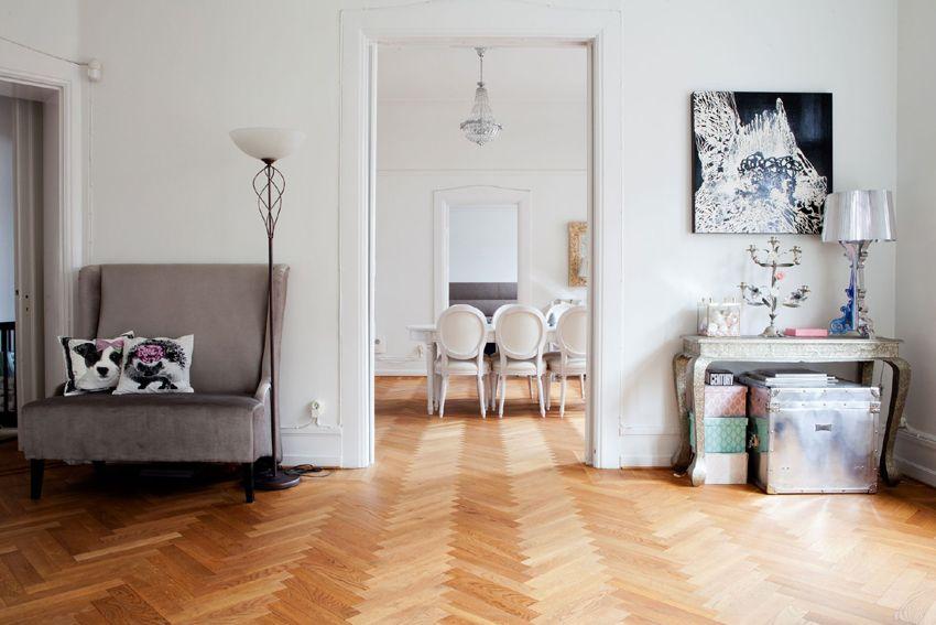 Betaniaplan Apartment By Bolaget Interior Design Decor