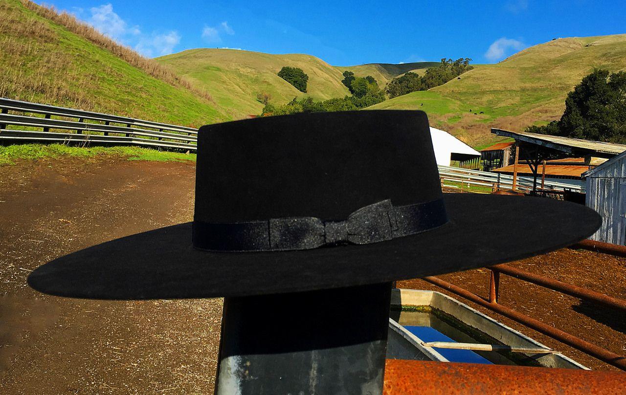 9d31c92b7858ba Black 7X Felt Atwood Nevada Vaquero Style Hat Western Hats, Cowgirl Hats,  Women's Blouses