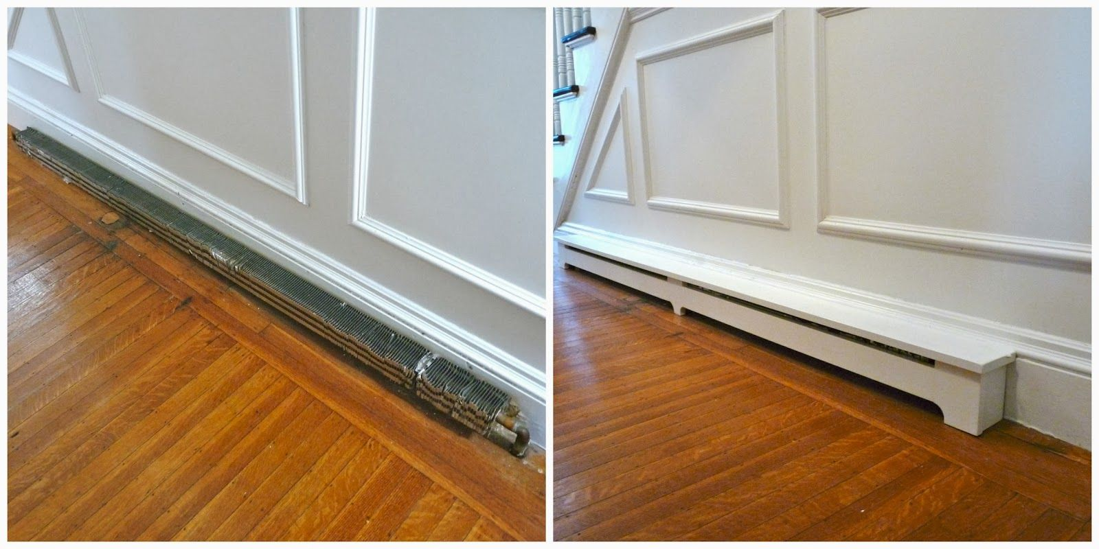 Baseboard Heat Covers By Hazardous Design Baseboard
