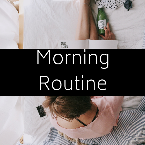 Pin By Ray Amaari Self Care Skin Care Recipes On Morning Routine Healthy Morning Routine Routine Self Care