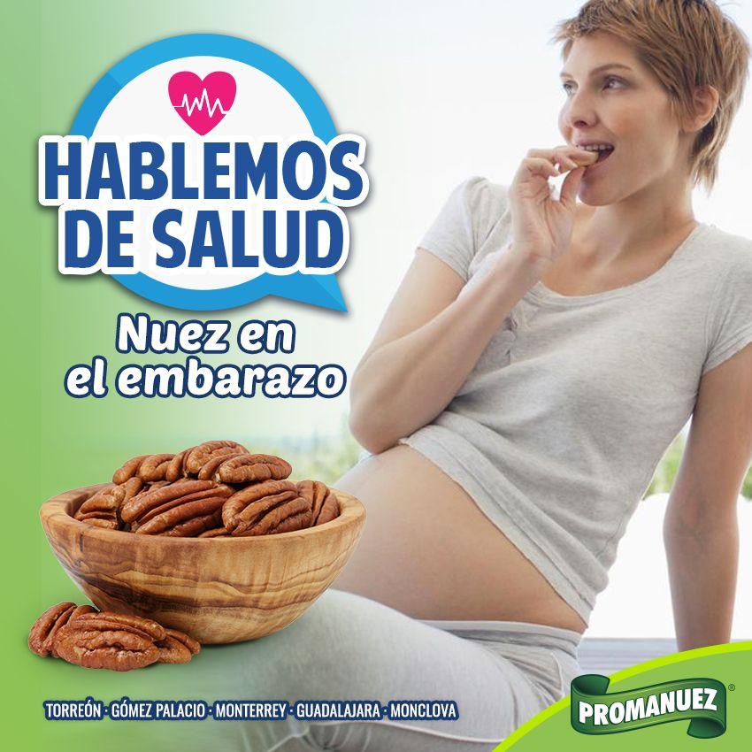 Sabías Que La Nuez Está Cargada De Grasas Saludables Para Ti Y Tu Bebé Por Eso Es Uno De Los Alimentos Más Recomendados D Grasas Saludables Alimentos Nuez