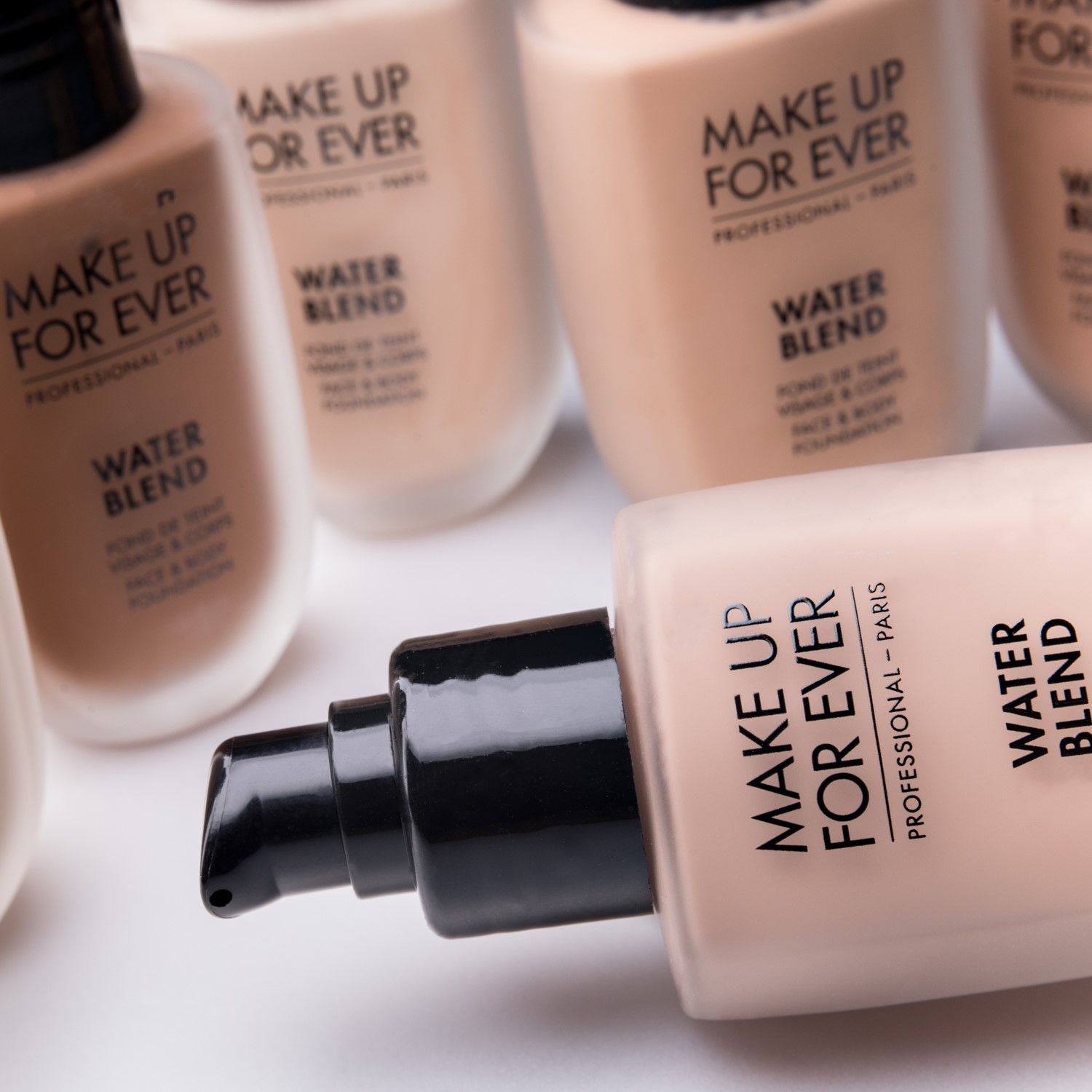 Waterblend Gives A Fresh Dewy Glow To The Skin With Its 80 Water Foundation That Feels So Lightweight With Images Forever Cosmetics Best At Home Facial Dewy Foundation