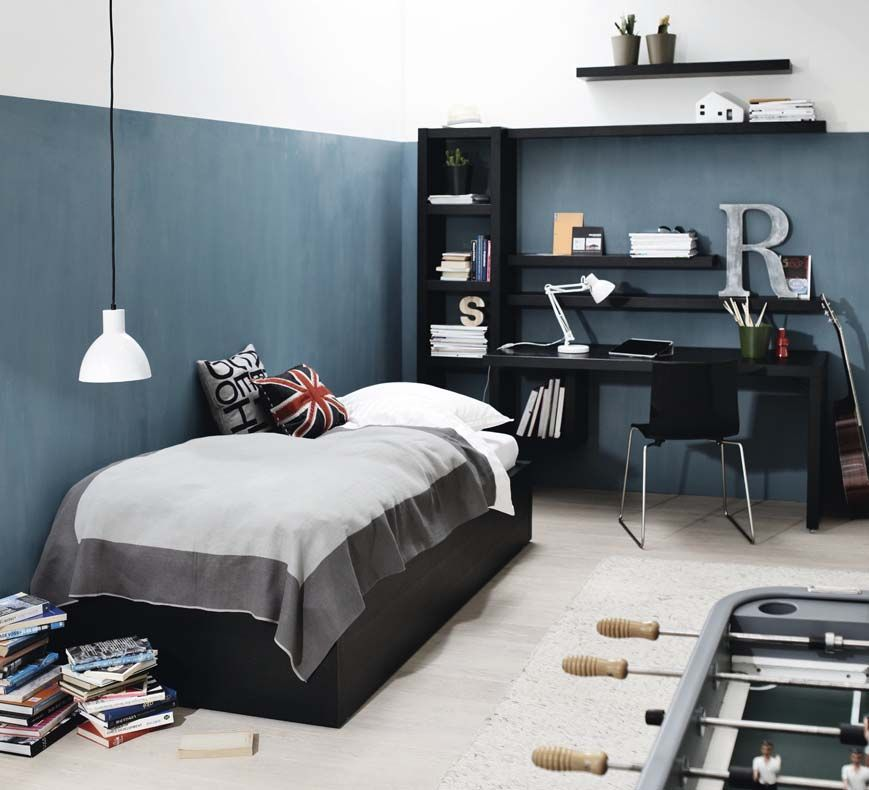 What About This Young Free Spirit Bedroom Urban