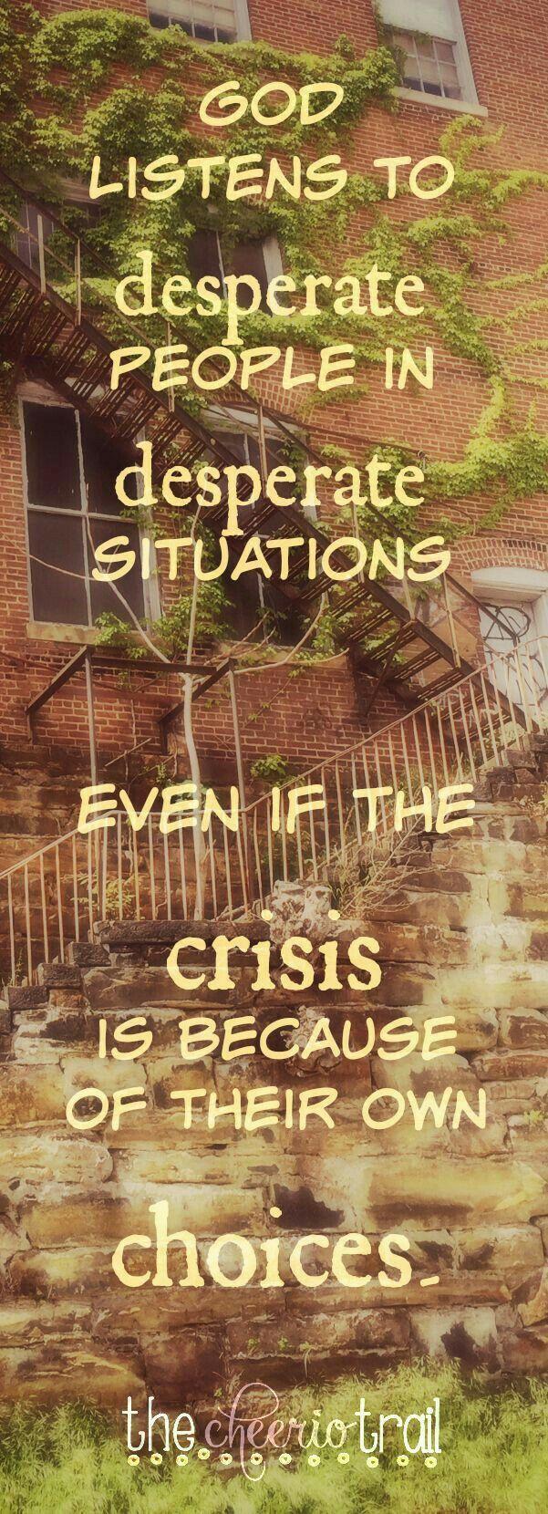 God Listens... | My Jesus | Pinterest | Inspirational, Prayer ...