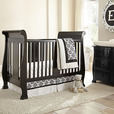 Baby Furniture Set   Black   Jcpenney