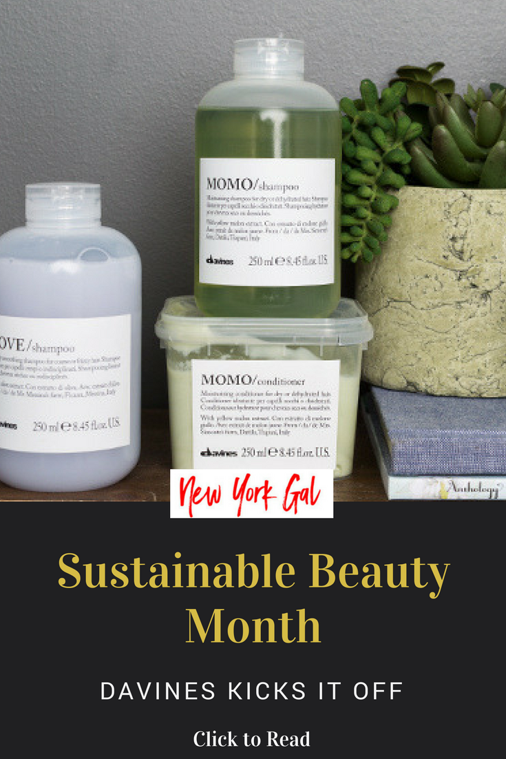 Davines Kicks Off Sustainable Beauty Month Event | Beauty ...