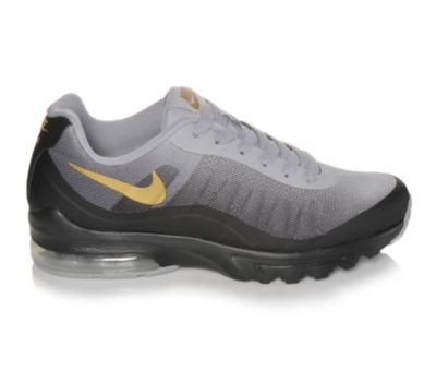 2edb938b1a Women's Nike Air Max Invigor Black/Gold | Shoe Carnival | My Style ...