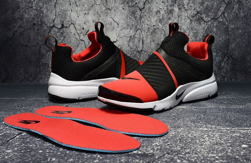 c6d64a0bacb4ad Feb-24th-2017-Shoes-Black-Sport-Red-Nike-Air-Presto-Extreme-Womens ...