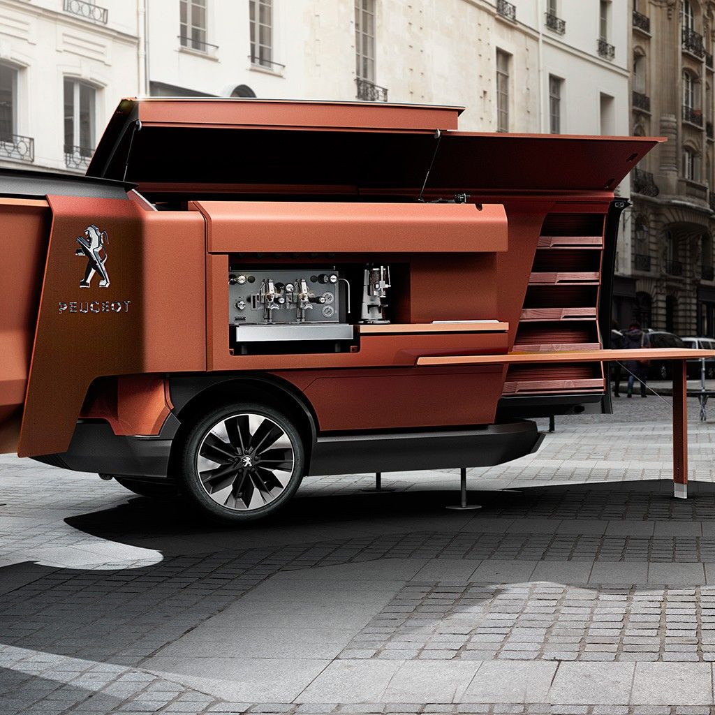 Food Truckin This Is The Worlds Fanciest Truck FWx