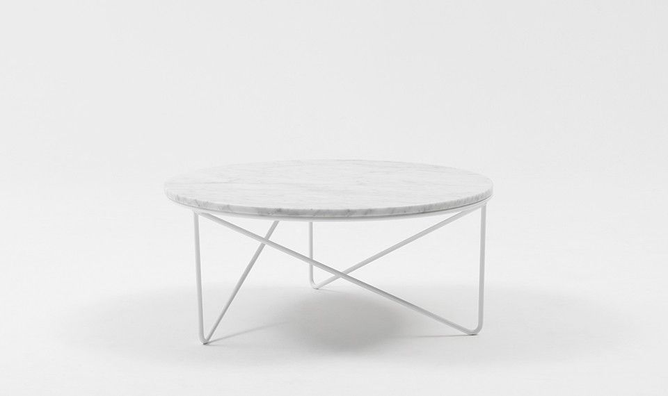 fred marble topped coffee table products jardan furniture