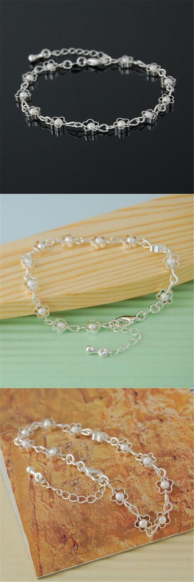 Visit to buy wholesale jewelry silver bracelet fashion bracelets