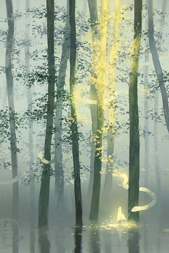 51 Enigmatic Forest Concept Art That Will Amaze You | Homesthetics - Inspiring ideas for your home. -  51 Enigmatic Forest Concept Art That Will Amaze You #castle #concept #art #digitalpainting #forest  - #Amaze #Art #artabstracto #artacuarela #artdibujos #artdiy #artoscuro #artprints #artreference #artvideos #bodyart #cartoonart #characterart #collageart #Concept #conceptart #contemporaryart #disneyart #Enigmatic #famousart #flowerart #Forest #Home #Homesthetics #Ideas #Inspiring #lineart #mix