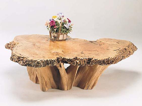 maple burl coffee table #mb101 | i'm wishing | pinterest