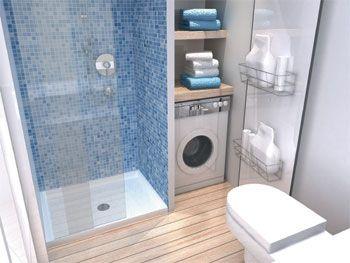 schowki w azience zabudowa pralki storage in the. Black Bedroom Furniture Sets. Home Design Ideas
