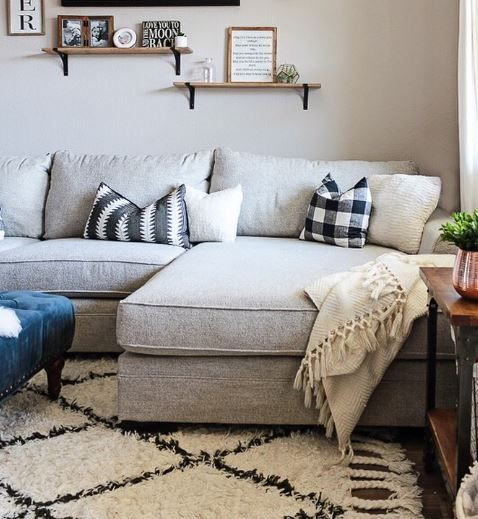 Adding Some Seriously Gorgeous Style To Your Tuesday Mylivingspaces Photo Belle Amou Beautiful Living Rooms Decor Living Room Remodel Farm House Living Room