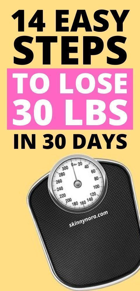Weight Loss Plans 30 Day 14 healthy ways to lose 30 pounds or more for good | need to lose weight fa...