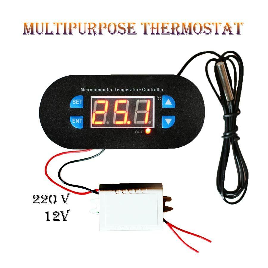 Multipurpose Thermostat Thermostat House Heating Underfloor